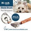 Dog Grooming Products/ Quickly Dematting Blade Brush/pet product/ cortador de peine/