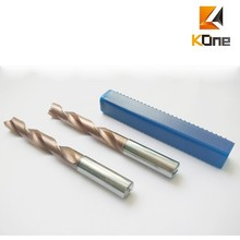 Tungsten Carbide Coated Center Drills/Hard Metal Cutting Tools/High Speed End Mill