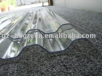 Plastic Roofing Panel,Transparent Roofing Tile,Polycarbonate Corrugated Roofing Sheet,