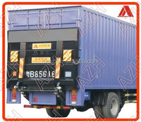 Automatic truck tail lift