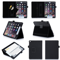Wholesale Price Excellent Quality PU Leather Tablet Case Cover for ipad air 2 for ipad 6