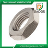 High quality Crazy Selling nickel plated thread brass nuts