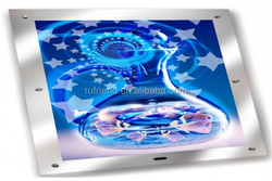 hight quality products led advertising light board led picture frame