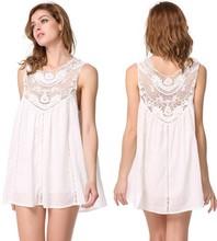 Stylish Ladies Mini Loose Party One Piece Dresses SV017714