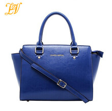 2014 Guangzhou manufacturer fashion europe winter style women leather brand hand bags