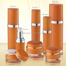 OEM welcomed Cosmetic Bottles Glass/cream Acrylic Jars