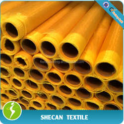 Factory products decorational fabric organza fabric roll