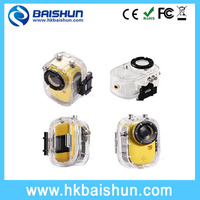 2014 best Professional Action Camera Sports DVR with 1.5 Inch LCD Screen