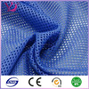 latest design fabric material jersey soccer mesh fabric