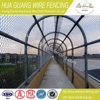Hot sale factory supply high quality chain link fence , galvanized chain link fence , cheap PVC coated chain link fence