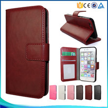 Christmas gifts book style wallet case cover for iphone 6s ip6s,mobile pu leather case for iphone 6s ip6s