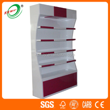 Customization Cosmetic Shop Furniture/Cosmetic Shop Design/Wood Retail Cosmetic Display Rack