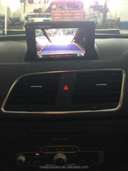 2014 A1/Q3 3G+ MMI factory built-in car monitor Retrofit PAS Camera interface