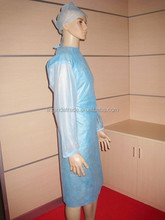 Thumb UP CPE Impervious Latex Free Gown
