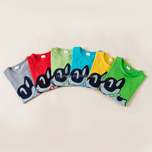 Popular Customized Children T-shirt Fashion Style