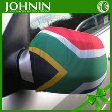 china made 2014 world cup national flags mini cooper mirror top sell cover car mirror flags for sports