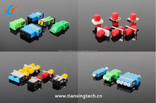 SC/LC/FC/ST/MPO/E2000 SM/MM simplex /duplex fiber optic adapter
