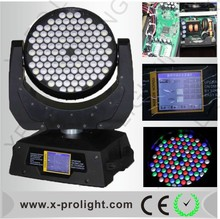Mobile Disco Equipment pro-stage wash light108X3W moving head wash light led DMX Stage fixture