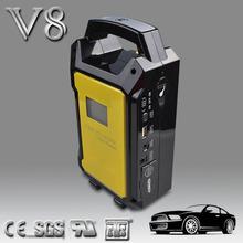 Boltpower emergency car jump starter of power bank car jump start for Diesel & gasoline vehicle 12v/24v jump starter