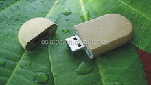 Recycle Wood/Paper USB Promotion Gift