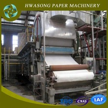 Mechanical pressure 1092 Model Toilet Paper Making Equipment/Paper Making Machine/Pulp Making Machine