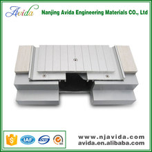 aluminum pool expansion joint cover for concrete floor