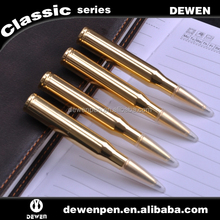 mini bullet shape characteristic metal pen in golden