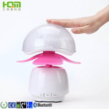 clover Smart lamp hand touch bluetooth music Color Change Night Club
