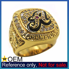 Wholesale China Supplier Souvenir Custom Company Corporate Rings