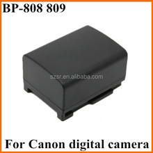 BP-808 Lithium Digital Powered Camera Battery Pack