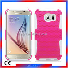 Guangzhou Products Smartphone Mobile Phone Accessory TPU PC Protector Case Cell Phone Case For Samsung Galaxy S6 G9200
