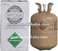 99.8% purity mixed refrigerant R409A 30Lb disposable cylinder package