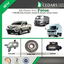 All models Foton spare parts