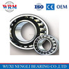 bearing 1210 self-aligning ball bearing for quench machine tool steel
