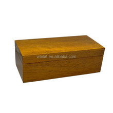 2015 The Square High Glossy Empty Wooden Gift Case