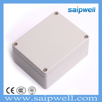 SAIPWELL/SAIP Best Selling Products IP67 115*90*55mm Electrical Waterproof Plastic Junction Box(SP-F3)