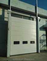 industrial vertical lift door