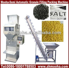 semi-automatic cement weighing filling machine/granule weighing filling machine(also supply automatic model)