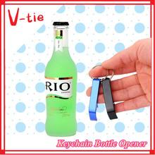 Best gift for business partner bulk bottle opener keychain