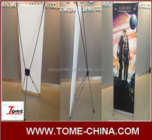 X-banner for poster material manufacturers in Guangzhou