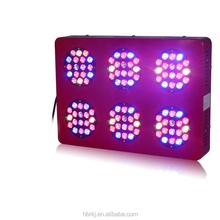 high par value 500w full spectrum grow light led with 3w epistar/bridgelux chip for hydroponics