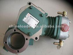 WEICHAI air compressor, WD615 engine air compressor, 612600130369 Weichai spare parts