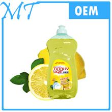 Liquid Dish Detergent, Lemon Scent, 500ML