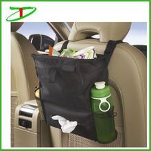 promotional 2015 durable car seat trash bag for cars, car trash bag