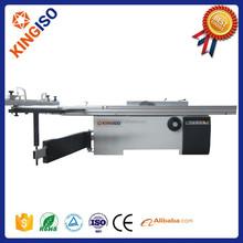 2015 caliente de la venta MJ6132TD nuevo diseño Sliding mesa de corte de sierra