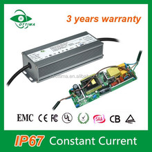 Shenzhen LED 100W 36V constant current waterproof led driver for street light