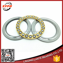 Factory price thrust ball bearing import and export 51112