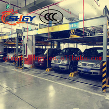 Lifting and transferring cubic garage,three-dimensional parking, intelligent parking lot with CE.