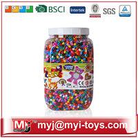 100% ECO diy hama fuse bead mini pegboards for kids