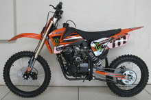 KTM style 150cc 250cc dirt bike T8 off road motorcycle